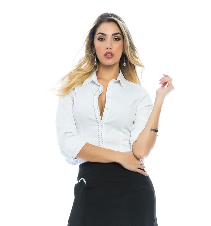 18f81c005 Blanco en Ropa - Blusas y camisas – Studio F Mexico